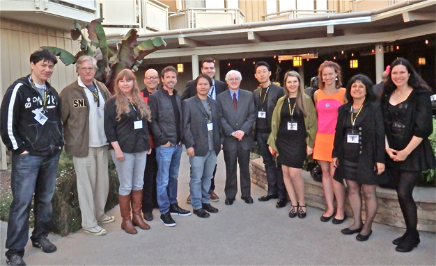 Closing Night at the Tiburon Film Festival