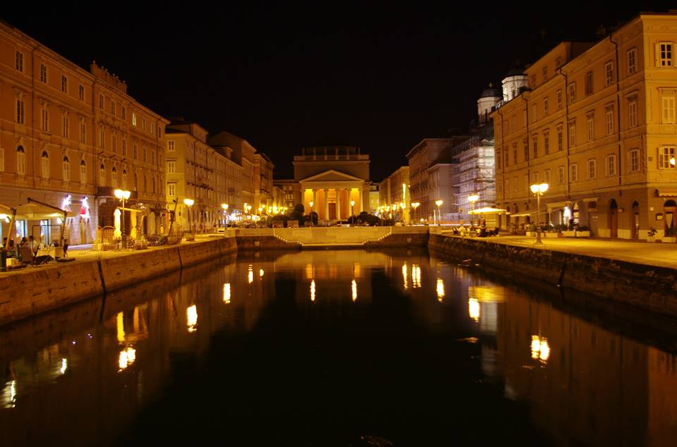 Trieste - The Sleeping Beauty