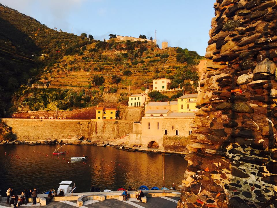 Firenze and Vernazza - Challenging our Destiny