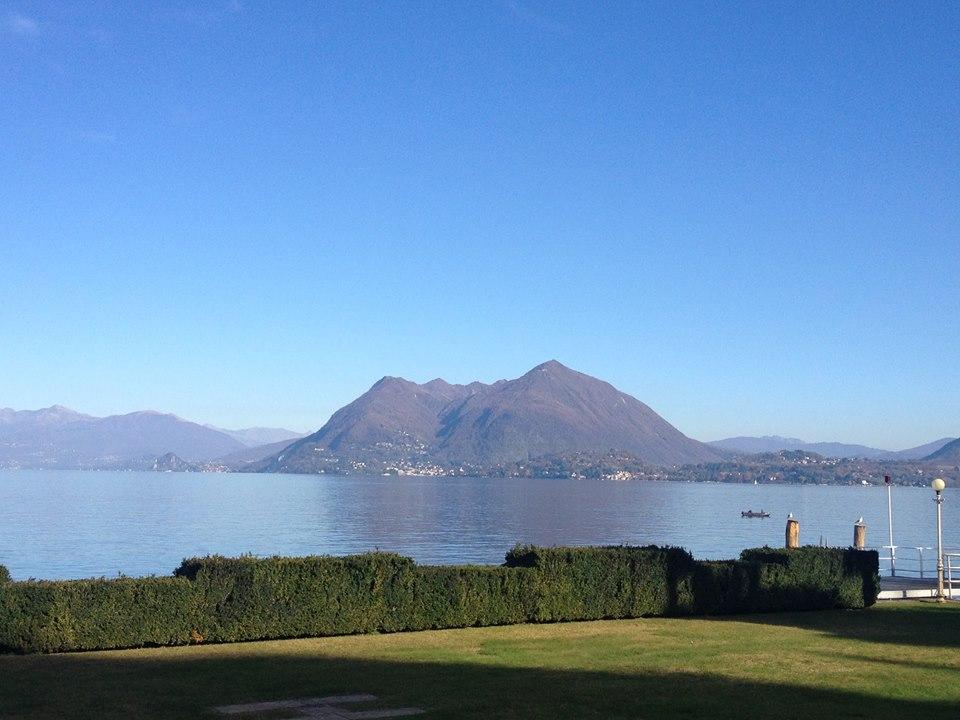 Next stop: Lago Maggiore