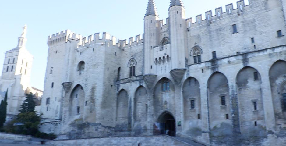 Adventures in ancient Avignon