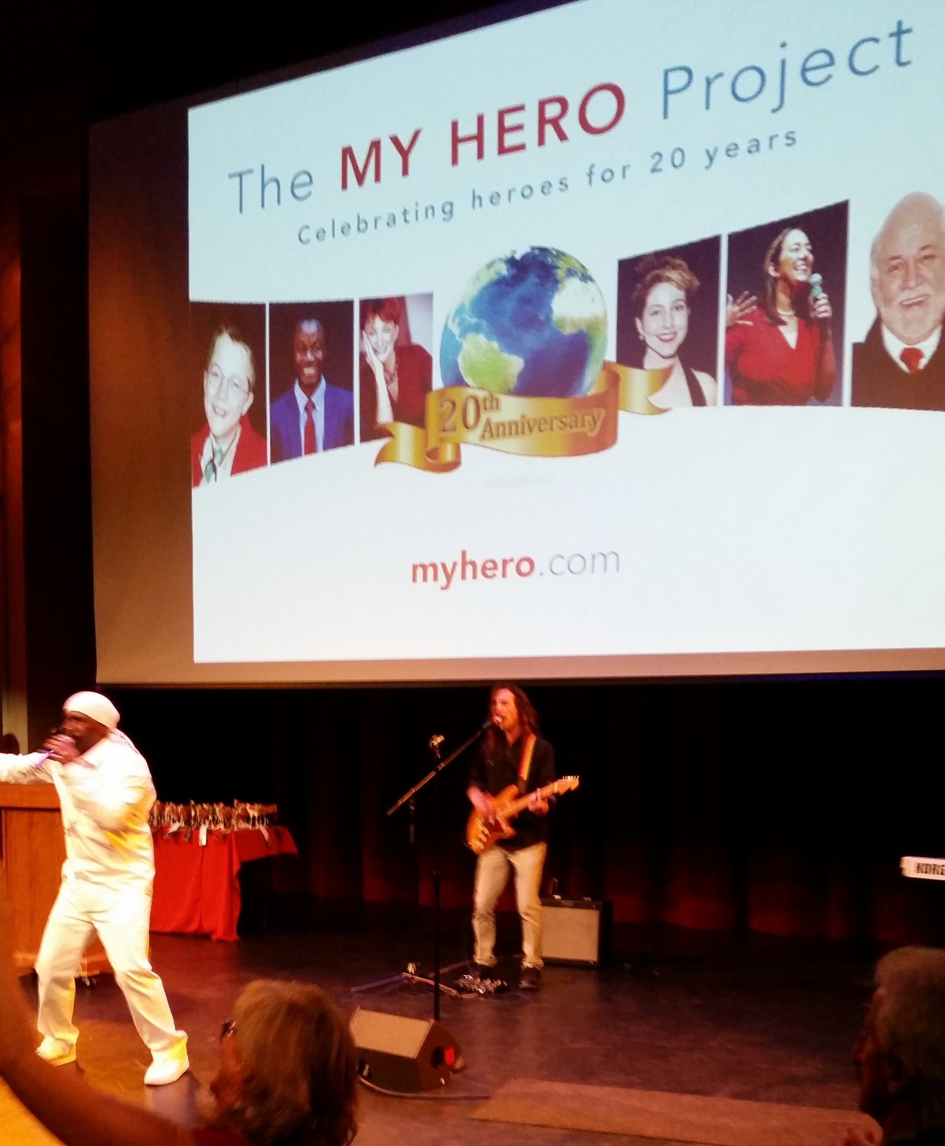 The Peace Experience at MY HERO Film Festival