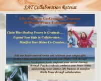 Creative Transformational May Retreat in Malibu, CA