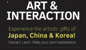 Art & Interaction, Jan 27 at Novi Public Library