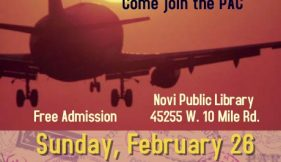 The Peace Experience at Passport Across Cultures, Feb 26, Novi, MI