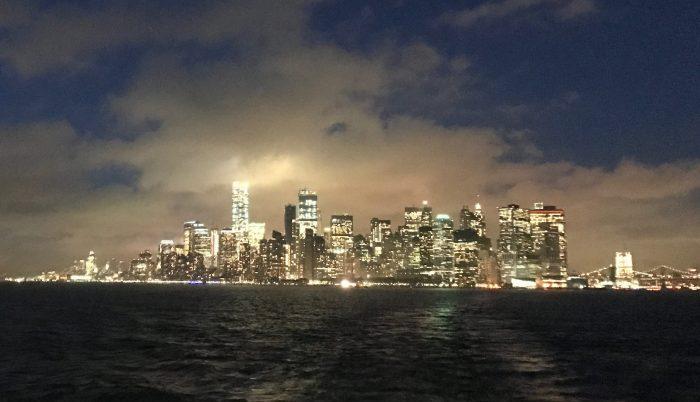 Spreading Light in New York